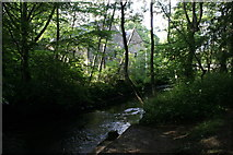 NS5574 : Gavin's Mill, Milngavie by Richard Sutcliffe