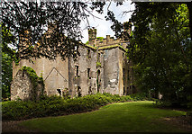 S5508 : Castles of Munster: Butlerstown, Waterford (1) by Mike Searle