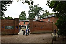 TL6804 : Stables Centre by John Myers