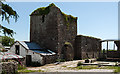 S9312 : Castles of Leinster: Scar, Wexford (1) by Mike Searle