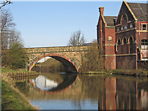 SK4799 : Mexborough - Station Road Bridge by Dave Bevis