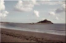 SW5129 : St. Michaels Mount by Peter Jeffery