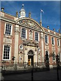 SO8554 : Worcester Guildhall by Philip Halling