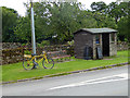 NY6137 : The yellow bikes of Melmerby (2) by Oliver Dixon