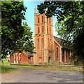 SD5325 : The Parish Church of St Paul, Farington Moss by David Dixon