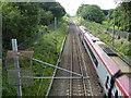 SJ8841 : Train on the West Coast Main Line by Mat Fascione