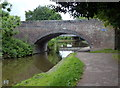 SJ8840 : Limekiln Bridge No 105 by Mat Fascione
