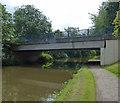 SJ8840 : Burrington Drive Bridge No 105A by Mat Fascione