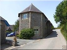 SX5547 : Barn conversion, Rowden Court by David Smith