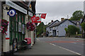 SN9079 : Llangurig Post Office and Stores by Stephen McKay