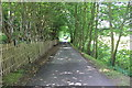 SJ5075 : The North Cheshire Way near Woodhouse Hill by Jeff Buck