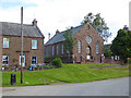 NY6925 : Dufton with Knock Methodist Chapel by Oliver Dixon