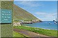 NF1099 : Shoreline of Village Bay by John Allan