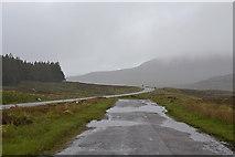 NH2276 : Rain, rain, rain on the Dirrie More by Nigel Brown