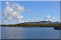 NF9469 : Caolas Loch Portain by John Allan