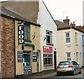 SJ9593 : The Village Cake Shop by Gerald England