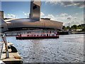 SJ8097 : Cruising Past Imperial War Museum North by David Dixon