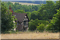TQ0648 : View from Farm Hill, Albury by Alan Hunt