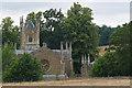 TQ0648 : Catholic Apostolic Church, Albury by Alan Hunt