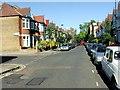 TQ3074 : Blenheim Gardens, Brixton by Chris Whippet