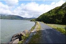 SH6515 : Estuary path by DS Pugh