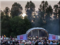 TL2408 : Concert Bowl, Battle Proms 2015, Hatfield Park, Hertfordshire by Christine Matthews