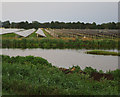TL5172 : Solar Farm by the Great Ouse by Hugh Venables