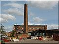 SO8276 : Slingfield Mill, Kidderminster by Chris Allen