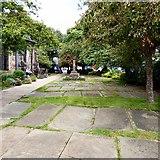 SJ8588 : St Mary's churchyard by Gerald England