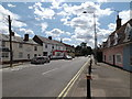TM1349 : Ipswich Road, Claydon by Adrian Cable