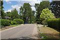 SU9666 : Heather Drive, Sunningdale by Alan Hunt