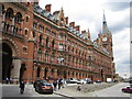 TQ3082 : St Pancras station by Oast House Archive