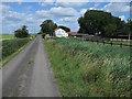 TF5606 : Townsend Farm, Black Drove by Hugh Venables