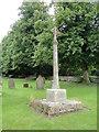TF8537 : North Creake War Memorial by Adrian S Pye