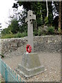 TF9743 : Stiffkey War Memorial by Adrian S Pye
