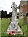 TF9839 : Binham War Memorial by Adrian S Pye