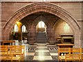 SJ3589 : Lady Chapel Arch by David Dixon