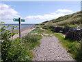 NO7256 : Angus Coastal Path by Stanley Howe