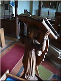 SS6138 : Inside St Michael & All Angels church, Loxhore (K) by Basher Eyre