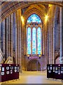 SJ3589 : Liverpool Cathedral, The Well (Nave) by David Dixon