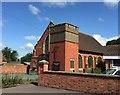 SJ3934 : Ellesmere Methodist Church by Jonathan Hutchins