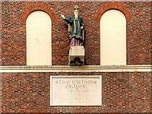 SJ3588 : St Patrick's Chapel, Toxteth by David Dixon
