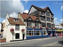 SU8693 : High Wycombe: Butlers by Nigel Cox