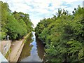 SJ9495 : Peak Forest Canal from Nursery Road by Gerald England