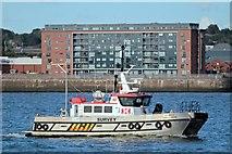 SJ3290 : Porth Dinllaen, River Mersey by El Pollock