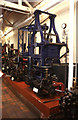 SP0687 : Birmingham Museum of Science & Industry - grasshopper beam engine by Chris Allen