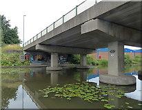 SK5537 : Redfield Road Bridge No 16 by Mat Fascione