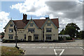 TM1170 : Stoke Road & The White Horse Inn Public House by Adrian Cable