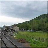 SE8191 : Levisham station on North Yorkshire Moors Railway by David Smith