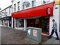 H4572 : Omagh Community Church, High Street, Omagh by Kenneth  Allen